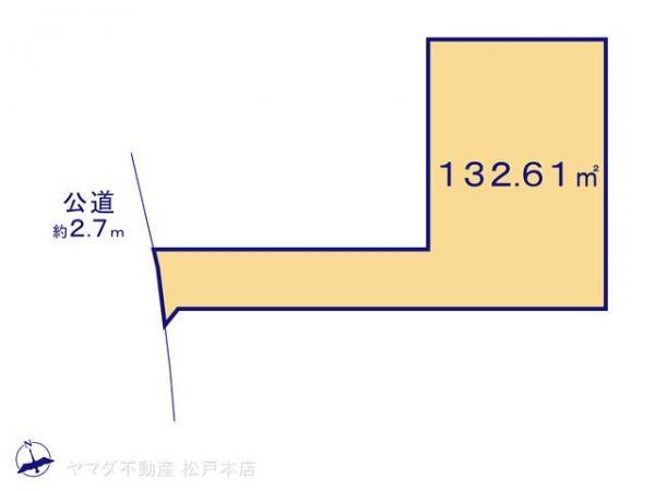 土地 千葉県船橋市夏見6丁目17-46 JR総武本線船橋駅 2230万円