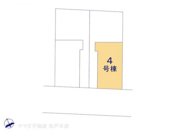 新築戸建 千葉県松戸市中根512-1 千代田常磐線馬橋駅 3990万円