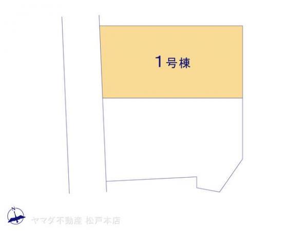 新築戸建 千葉県松戸市大谷口140-1 千代田常磐線新松戸駅 3780万円