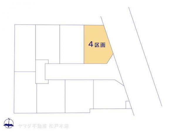 土地 東京都葛飾区西亀有3丁目20-6 千代田常磐線亀有駅 4290万円