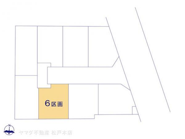 土地 東京都葛飾区西亀有3丁目20-6 千代田常磐線亀有駅 3790万円