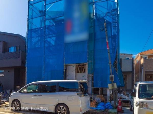 新築戸建 千葉県柏市増尾台3丁目 東武野田線逆井駅 3450万円