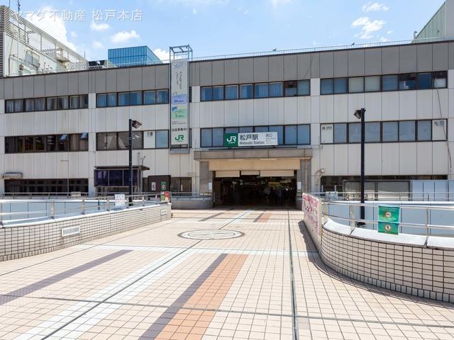 土地 千葉県松戸市古ケ崎219-7 JR常磐線(上野〜取手)松戸駅 1280万円