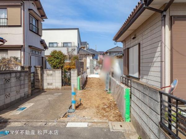 新築戸建 千葉県松戸市古ケ崎 常磐線松戸駅 3390万円