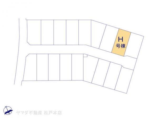 新築戸建 千葉県野田市山崎 東武鉄道野田線梅郷駅 2590万円