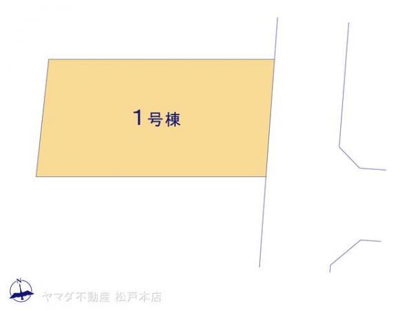 新築戸建 東京都葛飾区鎌倉4丁目 京成電鉄本線京成小岩駅 4890万円