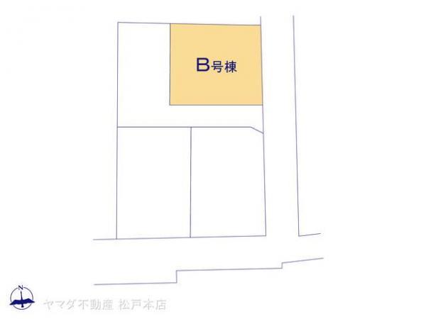 新築戸建 千葉県松戸市下矢切 北総鉄道矢切駅 4090万円