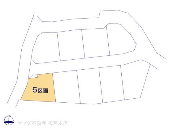 土地 千葉県野田市尾崎230-1 東武鉄道野田線川間駅 1080万円