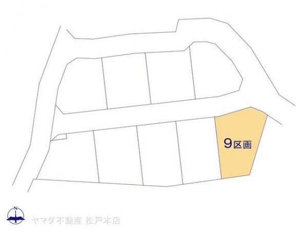 土地 千葉県野田市尾崎230-1 東武鉄道野田線川間駅 1380万円