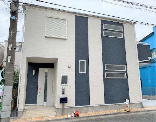 新築戸建 荒川区西尾久2丁目 JR東北本線(宇都宮線)尾久駅 5998万円