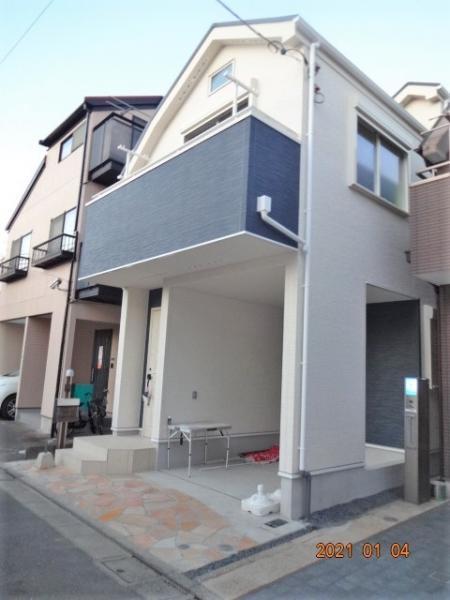 新築戸建 江戸川区平井1丁目 JR中央・総武線平井駅 5598万円