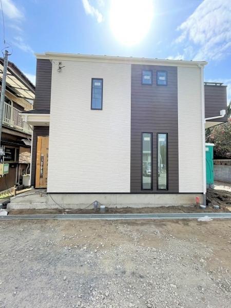 新築戸建 船橋市海神3丁目 JR総武本線船橋駅 3998万円