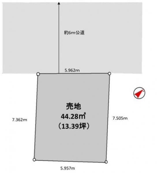 土地 中央区銀座3丁目13-19 日比谷線東銀座駅 2億4900万円