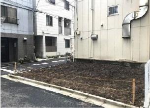土地 中央区新川2丁目28-4 JR京葉線八丁堀駅 5980万円