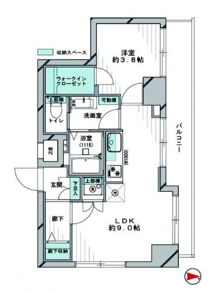 中古マンション 中央区入船1丁目2-8 日比谷線八丁堀駅 2699万円