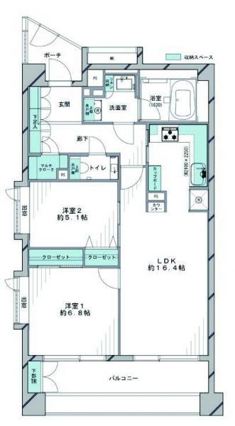 中古マンション 千代田区六番町2-5 JR中央線四ツ谷駅 1億2800万円