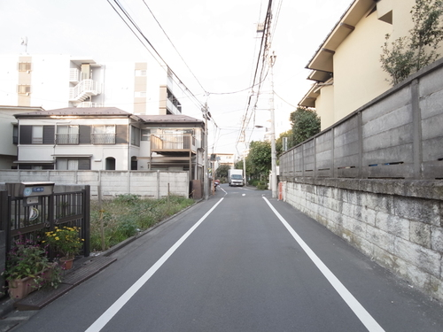 土地 新宿区高田馬場3丁目45-13 JR山手線高田馬場駅 6180万円