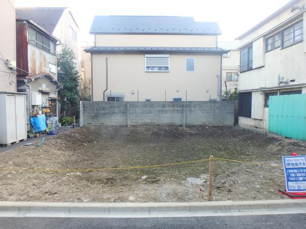 土地 新宿区信濃町14 JR中央・総武線信濃町駅 5980万円