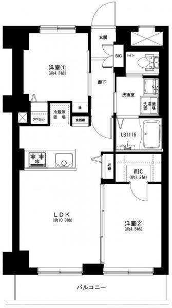 中古マンション 中央区湊1丁目14-19 日比谷線八丁堀駅 3399万円