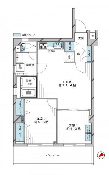 中古マンション 中央区湊3丁目15-10 有楽町線新富町駅 3998万円