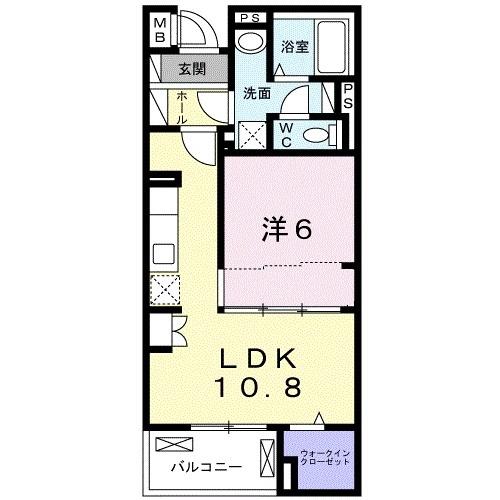 マンション 枚方市藤阪東町4丁目23-3 JR学研都市線長尾駅 8.05万円