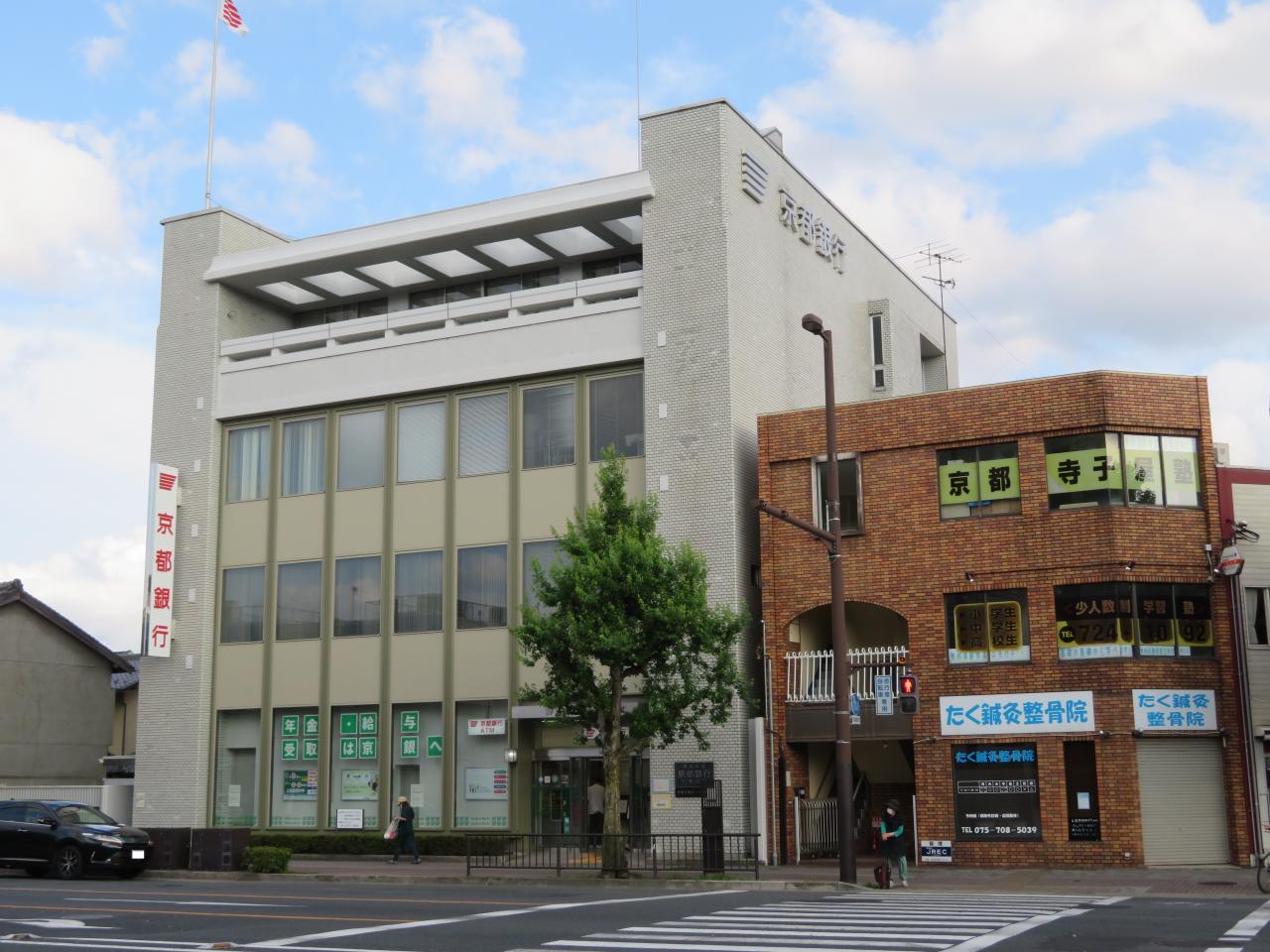 京都銀行 下鴨支店