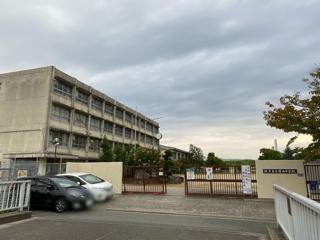 枚方市立渚西中学校