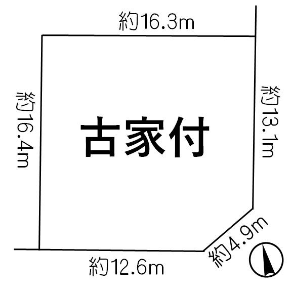 土地 枚方市楠葉並木1丁目 京阪本線樟葉駅 1億円