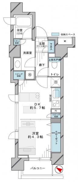 中古マンション 板橋区熊野町32-1 東武東上線大山駅 2998万円