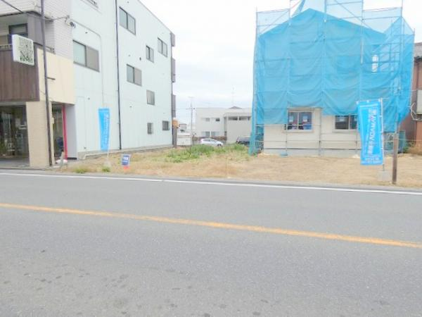 土地 三郷市戸ケ崎2丁目724-2 つくばエクスプレス八潮駅 1380万円