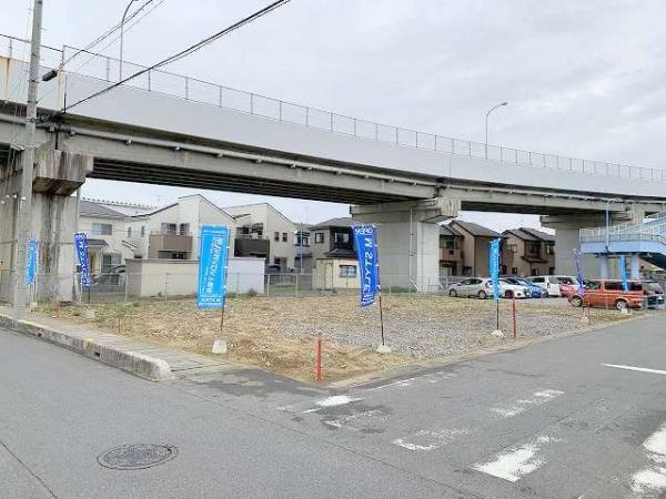 土地 三郷市鷹野1丁目153 JR武蔵野線三郷駅 1880万円