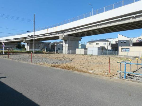 土地 三郷市鷹野1丁目153 JR武蔵野線三郷駅 1380万円