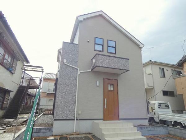 新築戸建 吉川市高富1丁目 JR武蔵野線吉川駅 3399万円