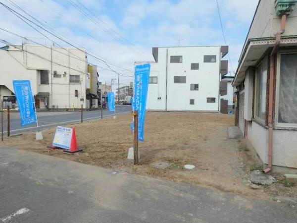 土地 三郷市戸ケ崎2丁目724-2 つくばエクスプレス八潮駅 3000万円
