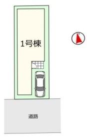 新築戸建 三郷市早稲田1丁目 JR武蔵野線三郷駅 3680万円