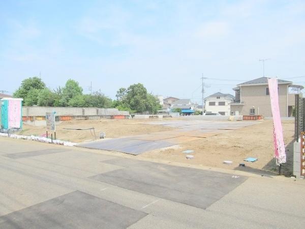 新築戸建 吉川市高富1丁目 JR武蔵野線吉川駅 3790万円
