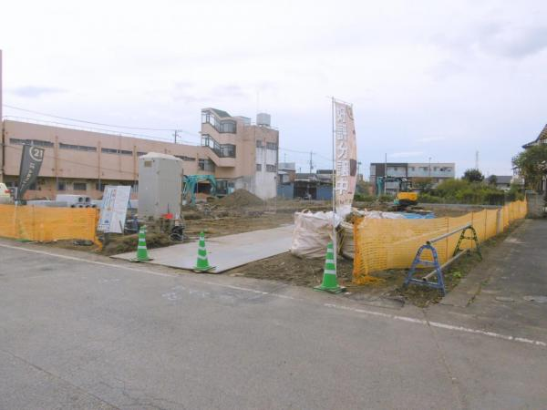 土地 草加市谷塚町 東武伊勢崎線谷塚駅 2890万円