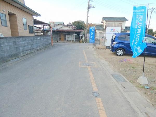 土地 吉川市大字須賀225-9 JR武蔵野線越谷レイクタウン駅 1580万円