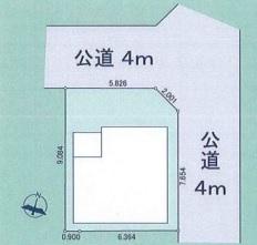 新築戸建 草加市金明町 東武伊勢崎線新田駅 3380万円