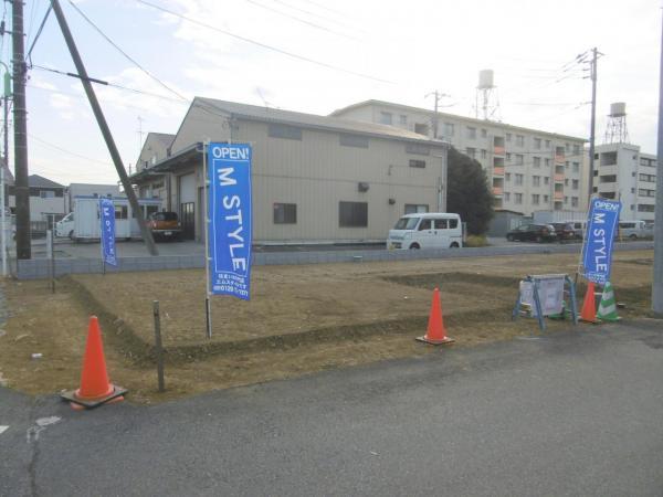 土地 三郷市鷹野3丁目 つくばエクスプレス三郷中央駅 1780万円