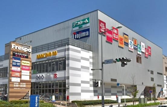 中古マンション 八潮市大字二丁目 つくばエクスプレス八潮駅 1290万円