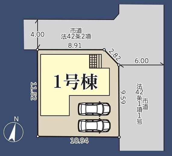 新築戸建 三郷市戸ケ崎 つくばエクスプレス八潮駅 3390万円
