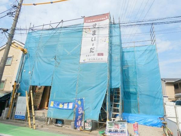 新築戸建 八潮市中央3丁目 つくばエクスプレス八潮駅 3580万円