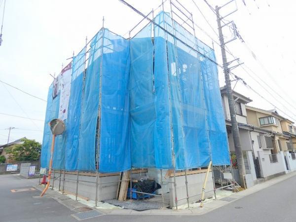 新築戸建 八潮市大字大瀬 つくばエクスプレス八潮駅 4590万円
