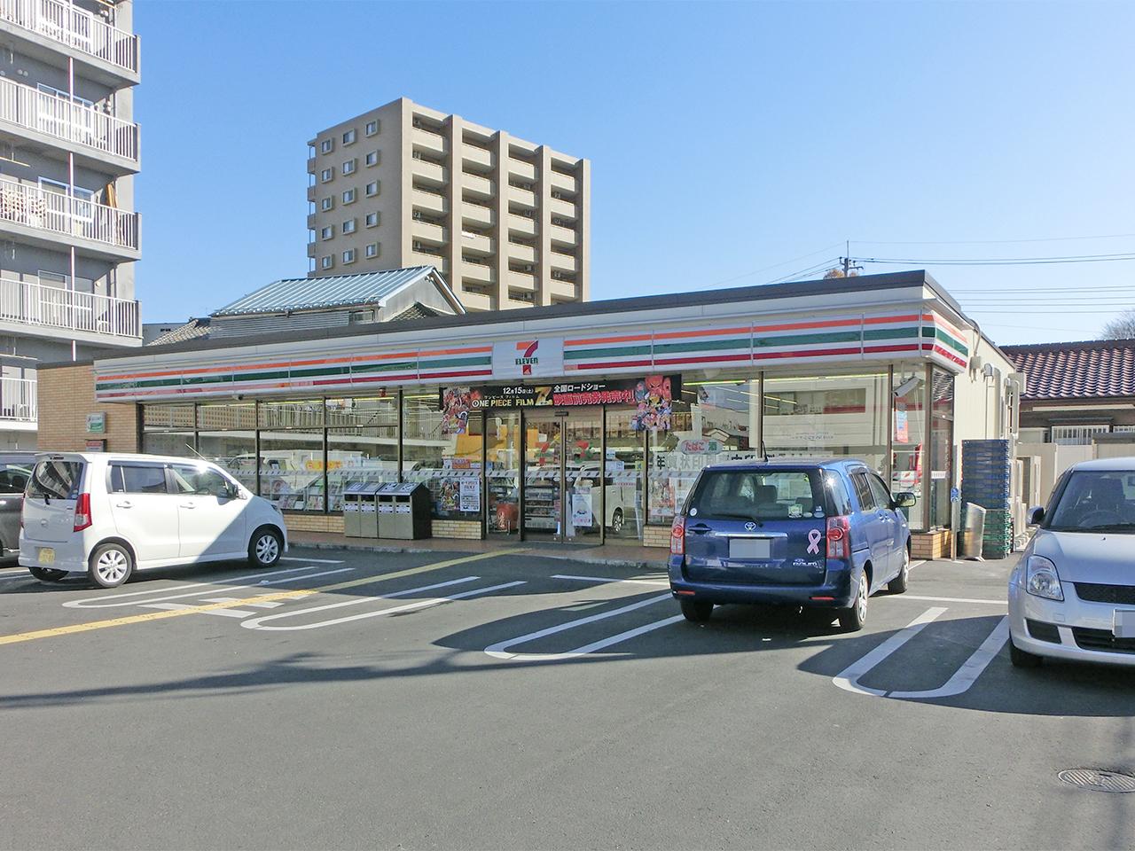 セブン-イレブン 狭山入間川3丁目店