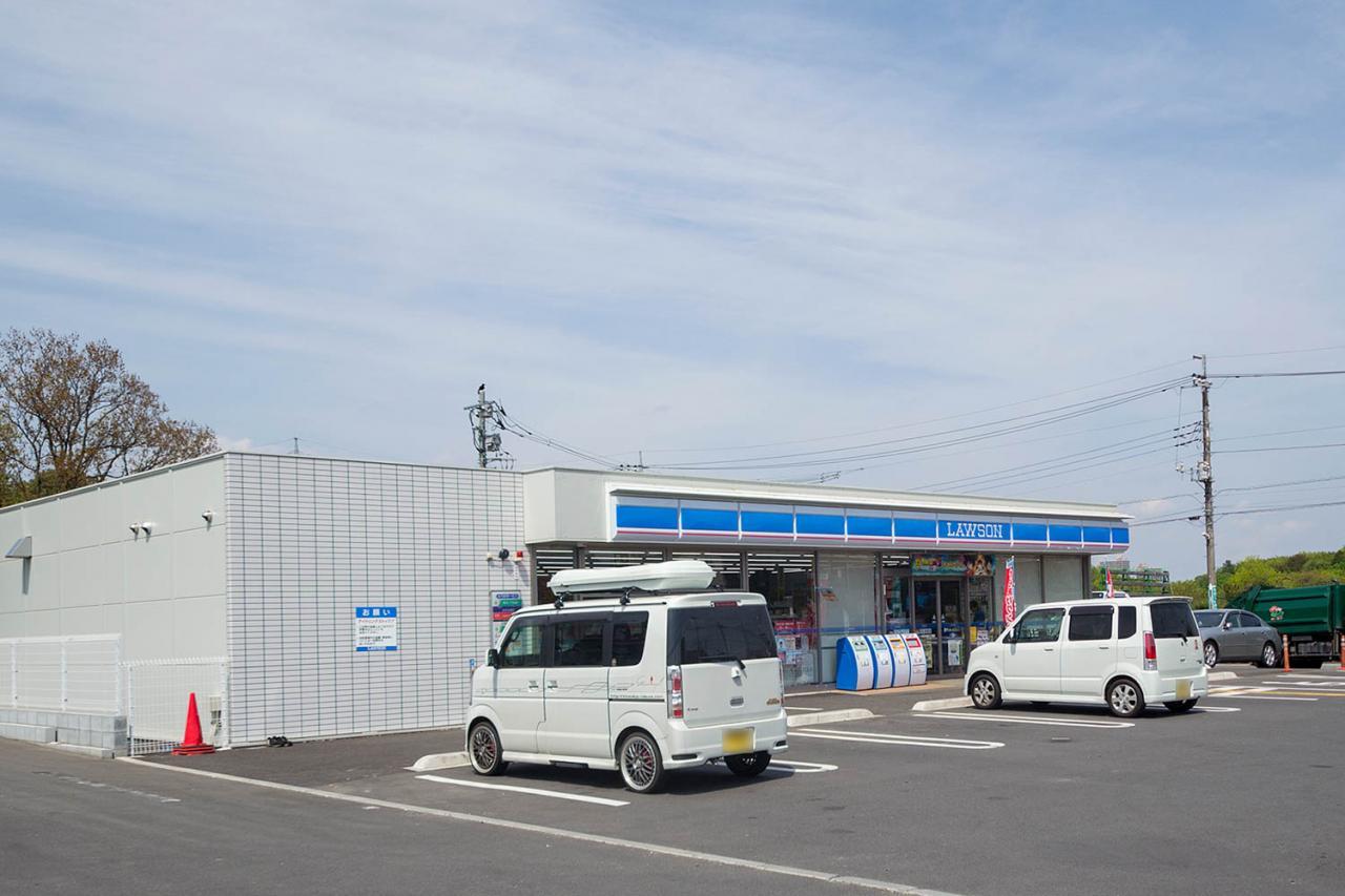 ローソン 所沢北野三丁目店