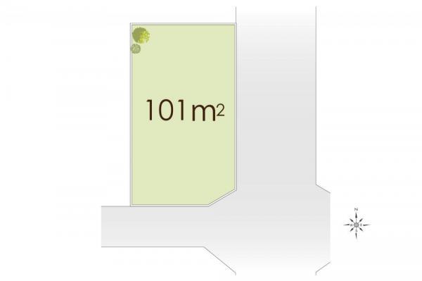 土地 東京都杉並区成田東2丁目 丸の内線南阿佐ケ谷駅 6580万円