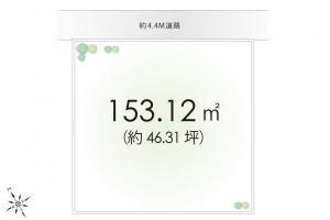 土地 埼玉県入間市大字小谷田1536-30 西武池袋線仏子駅 8800000