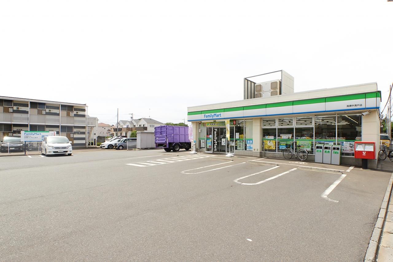 ファミリーマート 清瀬中清戸店