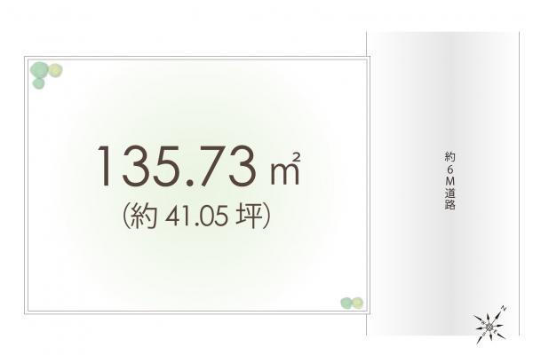 土地 埼玉県入間市小谷田1丁目 西武池袋線入間市駅 1050万円